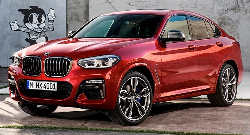 الكشف عن الجيل الجديد من BMW X4 المجمعة محلياً بمحرك 4 سلندر بسعر مليون و390 ألف جنيه