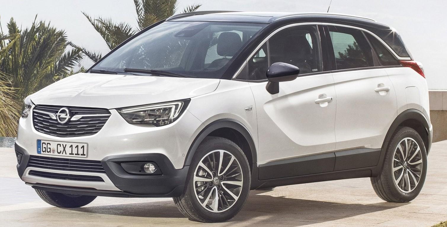 المنصور للسيارات ترفع أسعار أوبل كروسلاند إكس بفئتيها وصولاً إلى 350 ألف جنيه