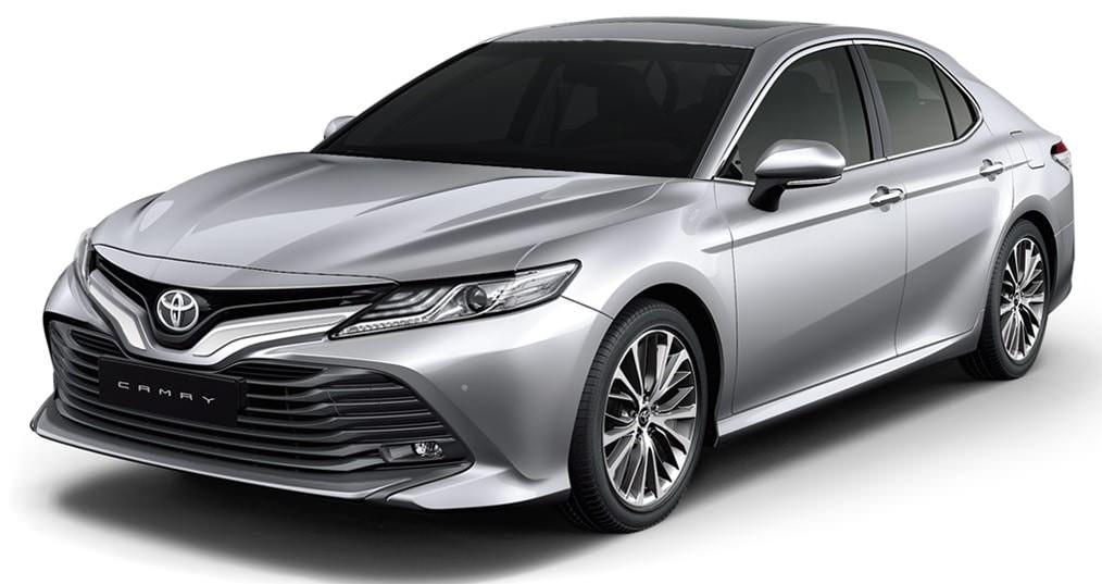 كامرى من ضمن ثلاثة سيارات مرشحة بقوة للتجميع محلياً من تويوتا فى الفترة المقبلة