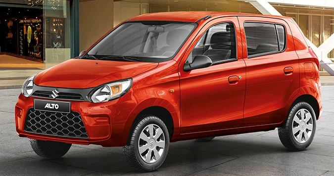 إنخفاض أسعار سوزوكى ألتو إلى 115 ألف و500 جنيه لتصبح أرخص سيارة على الإطلاق