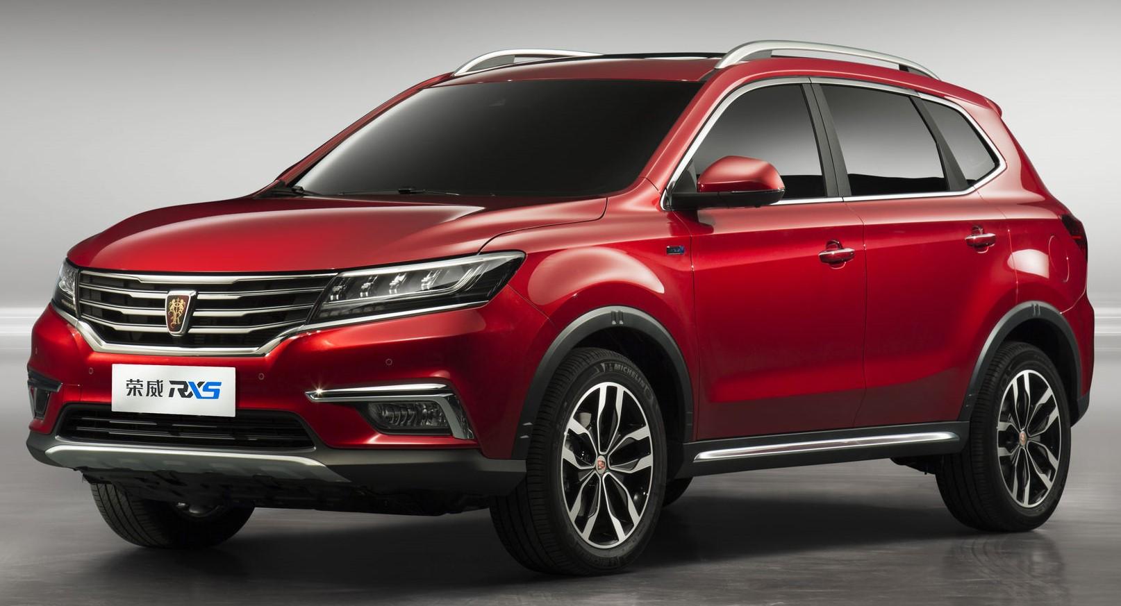 طراز MG RX5؛ مفهوم جديد لسيارات الSUV المدمجة من الصانع الصينى