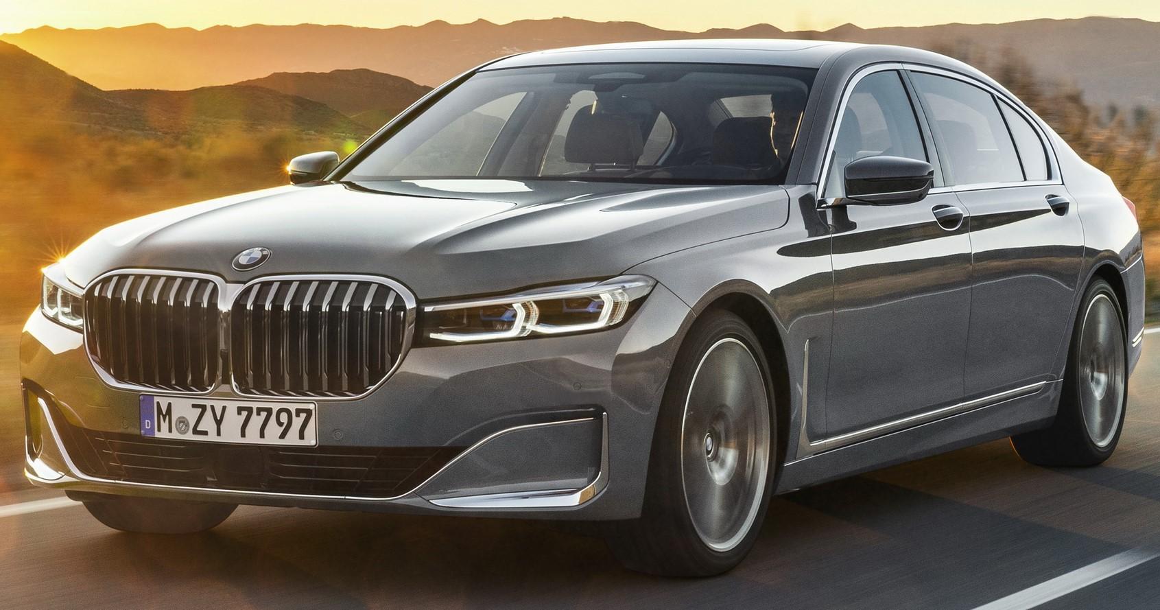 البافارية تطرح BMW 730Li المستوردة بمحرك 2 لتر 4 سلندر بسعر 1.95 مليون جنيه