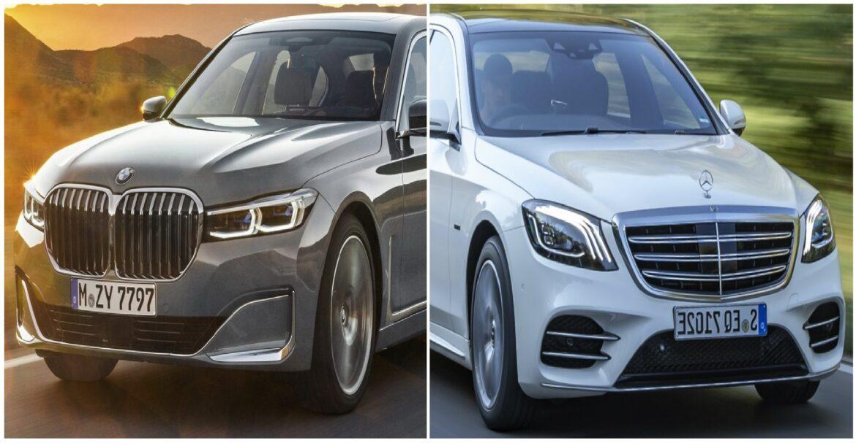 مقارنة تفصيلية بين طرازى مرسيدس S320 وBMW 730 Li بالمحركات ال4 سلندر الجديدة سعة 2.0 لتر