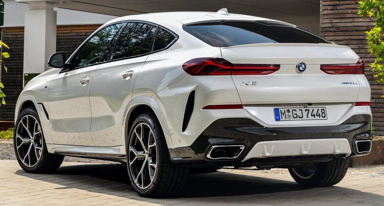 البافارية تستعد للتقديم الرسمى لطراز BMW X6 M50i الجديدة كلياً بمحرك V8 بقوة 530 حصان