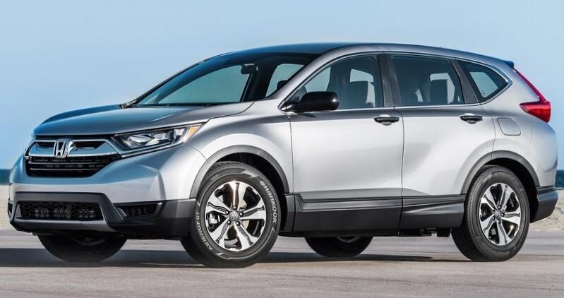 هوندا تطرح نسخة LX من طراز CR-V بجر أمامي وكماليات محدودة بسعر 649 ألف جنيه