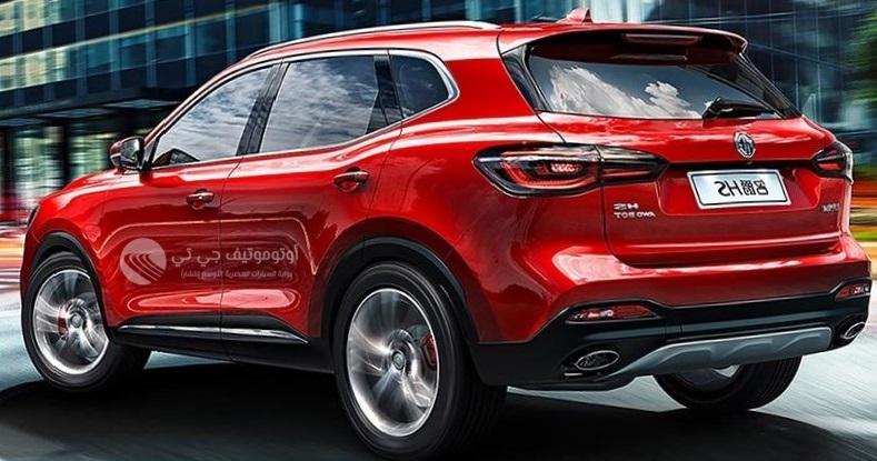 مواصفات وأسعار طراز MG HS الجديد كلياً فئة Luxury ونسخة نادى ليفربول الخاصة