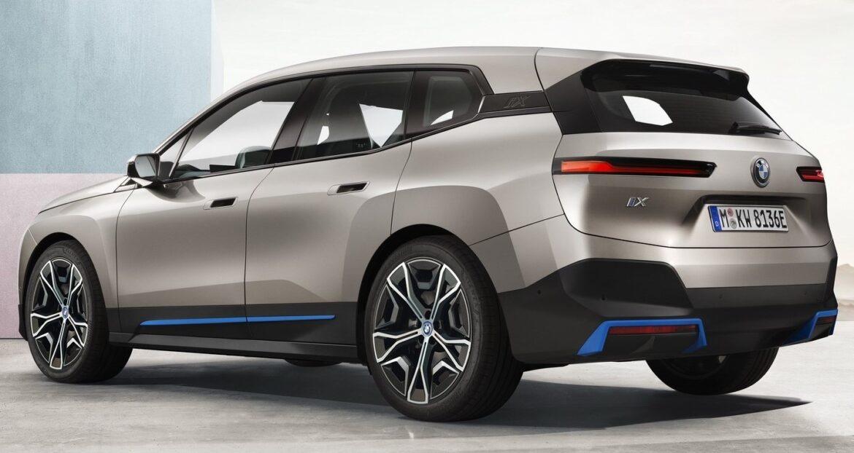 بي إم دبليو iX الجديدة كلياً، أول SUV كهربائي فريد من نوعه من الصانع الألمانى بمدى 600 كم