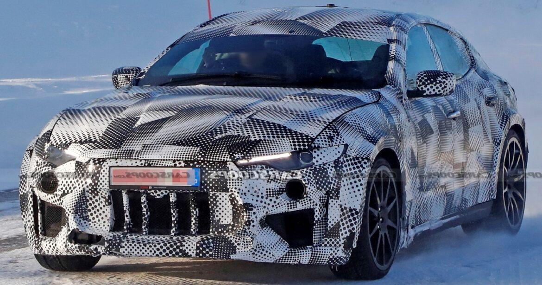 ظهور أولى النماذج التجريبية لفيرارى بيوروسانج، أول كروس أوفر SUV فى تاريخ العلامة الإيطالية
