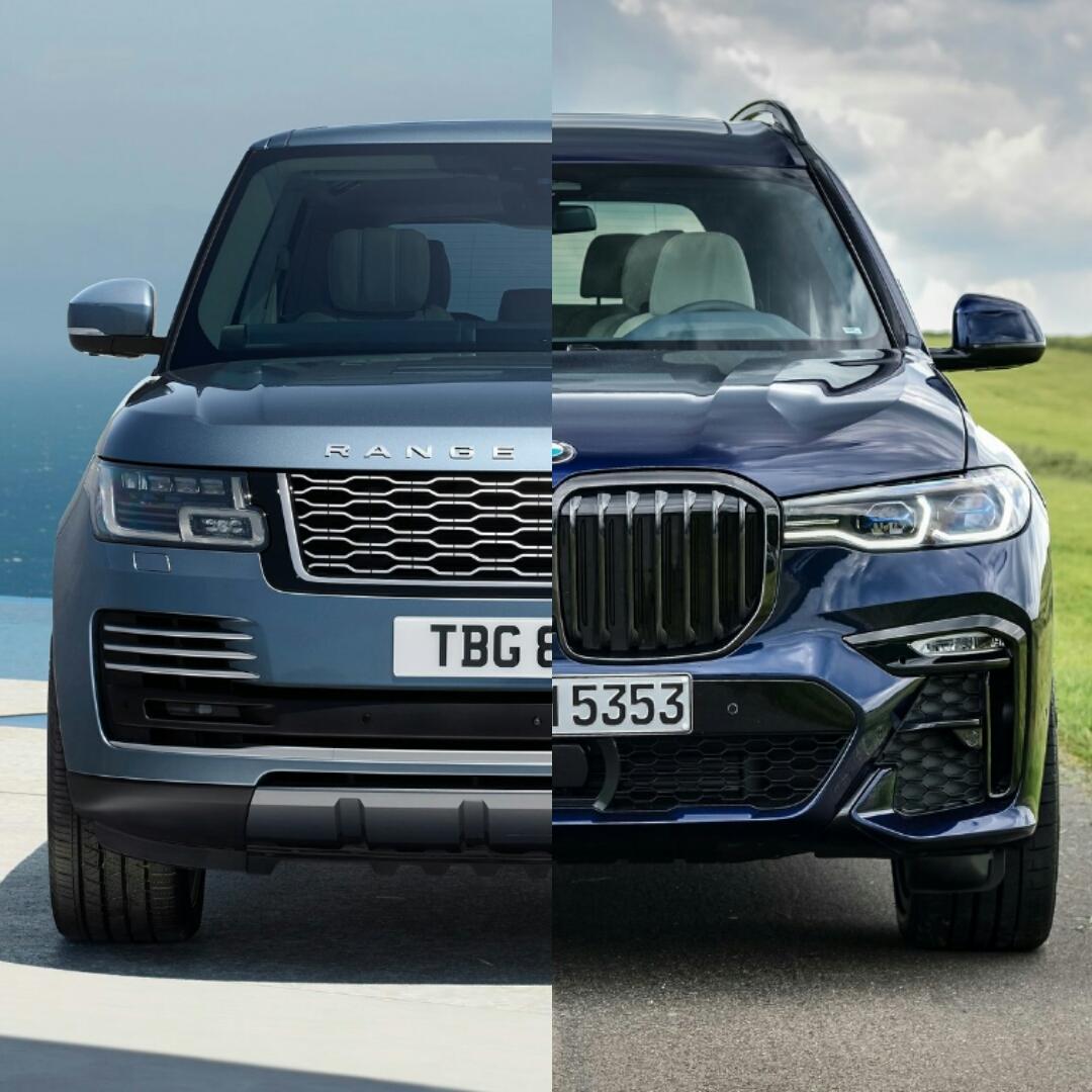 مقارنة بين طرازى BMW X7 ورينج روفر فوج، الفخامة البريطانية في مواجهة الأداء الألماني