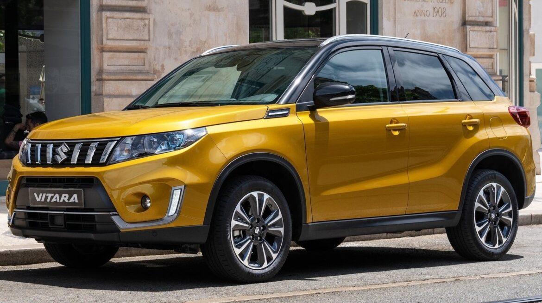 مودرن موتورز تعيد طرح طراز سوزوكي فيتارا من جديد بسعر يبدأ من 349,900 جنيه