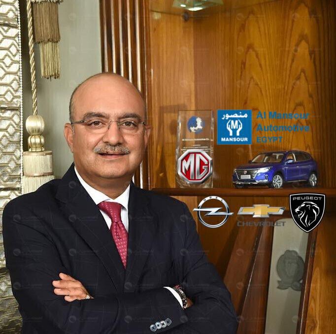 """تعيين السيد أنكوش أرورا رئيساً تنفيذيا لشركة """"المنصور للسيارات"""" خلفاً للمهندس عادل خضر"""