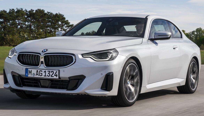 الكشف عن BMW الفئة الثانية كوبيه الجديدة كلياً بمحركات 2.0 و3.0 لتر بقوة تصل إلى 387 حصان
