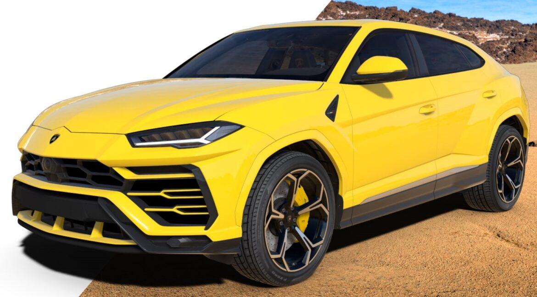 أوراس تصبح أسرع السيارات مبيعاً فى تاريخ لامبورجيني مع بلوغ 15 ألف وحدة