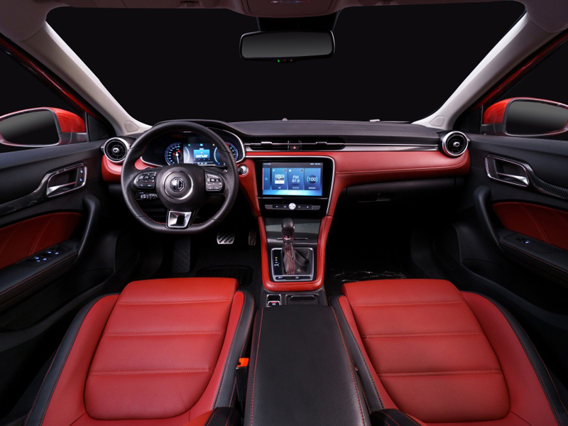 طراز Mg6 تغيير مفاهيم الأداء فى عالم السيارات العائلية المدمجة أوتوموتيف جي تي